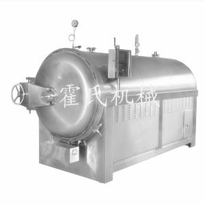 大型高壓真空潤藥蒸煮罐,潤藥設備,霍氏機械制造廠家直銷