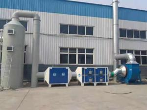 低温等离子废气处理、项目设计方案