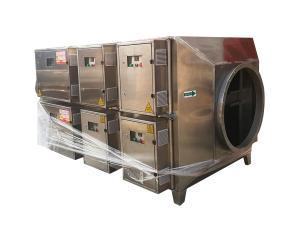 等离子除臭设备 恶臭气体收集处理设备性价比高