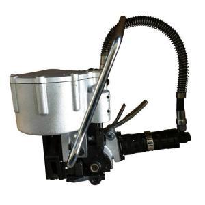 JS-32气动钢带打包机,中山一体式气动铁皮捆扎机,直销钢管专用气动打包机