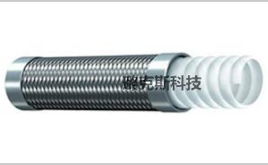 不銹鋼絲編織波紋特氟龍管