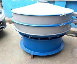 化工行业专用粉末涂料振动筛 筛粉机