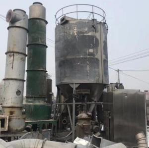 二手喷雾干燥机效益高生产周期短