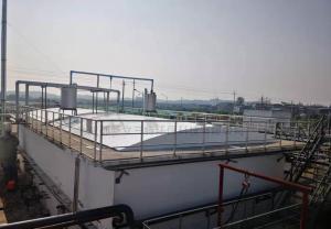 污水池除臭蓋板-玻璃鋼集氣罩-惡臭氣體收集系統