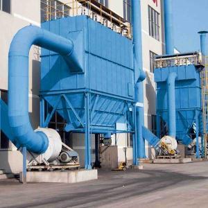 四川工業粉塵凈化處理設備-布袋除塵器-脈沖除塵器設備