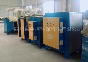 VOCs有機廢氣處理設備-光氧催化廢氣處理設備-四川廠家