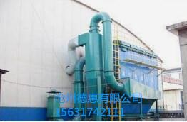 布袋除塵器鍋爐脫硫除塵設備環保設備