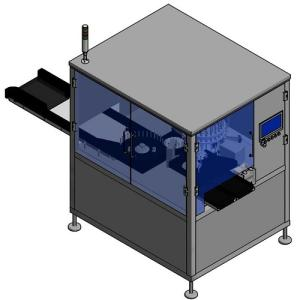 ARCADIA200CCD無菌制劑全自動澄明度檢測儀燈檢機
