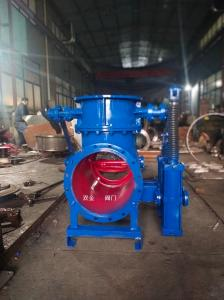 SQD643X-1/1.5/2.5氣動煤氣三通切換閥