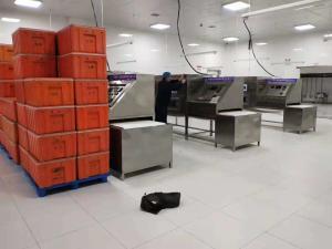 科爾新品微波盒飯加熱滅菌殺菌設備