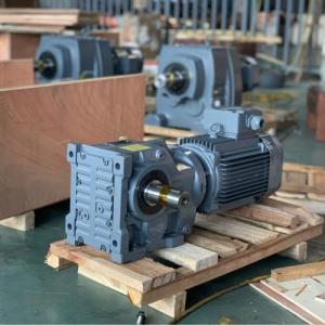 K系列斜齒輪螺旋錐齒輪硬齒面減速機