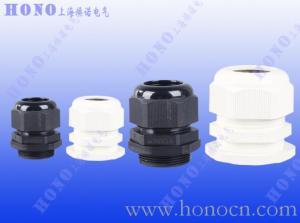 上?;琅档缙鳫ONO尼龙电缆防水接头 尼龙格兰头 塑料填料函