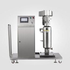 GQ76PLC平板移动型管式离心机 小型高速管式分离机