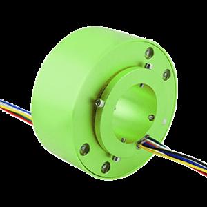 上海聯凈電磁感應加熱輥專用導電滑環