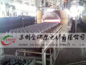 網帶爐 托輥式網帶爐 網帶式退火爐  網帶式粉末冶金燒結爐
