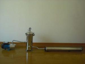 中药液澄清过滤设备 解决药液浑浊不清问题