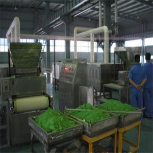 科爾新品三元材料化工類微波干燥機