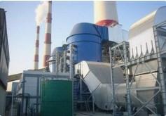锅炉烟气脱硫除尘器移动式打磨抛光环保设备