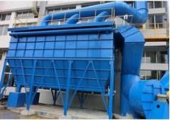 锅炉电袋除尘器移动式打磨抛光环保设备
