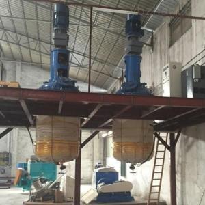 广东强力分散机化工捏合机行星搅拌机化工反应釜结构胶生产设备
