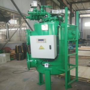 DN600電動刷式自清洗過濾器