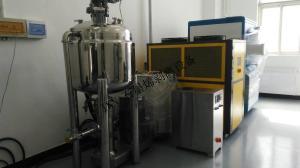 石墨烯浆料成套生产线设备 石墨烯研磨分散机