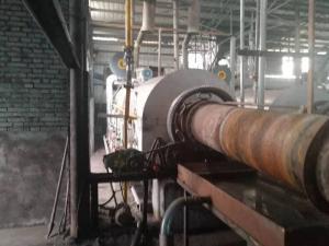 间接式焦炉煤气回转滚筒煅烧设备,天然气,柴油,液化气高温焙烧窑炉,电加热煅烧回转窑