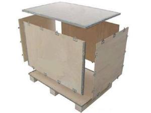 定制各種制藥機械設備運輸木箱,出口運輸箱
