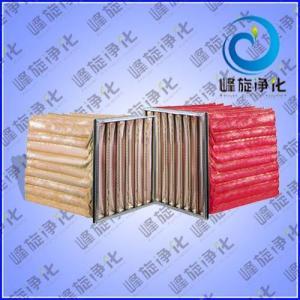 高溫玻纖袋式過濾網廠家供貨(玻纖袋式過濾器生產基地)