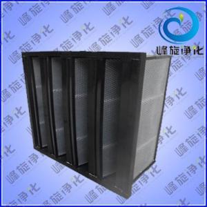 厂家促销供应、江西活性炭空气过滤器(空气异味过滤器)价格优惠