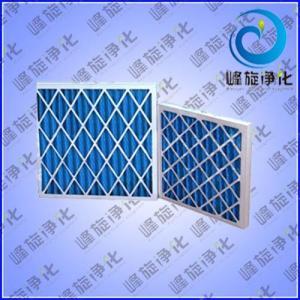 廠家供應、江西初效紙框空氣過濾器(一次性紙框過濾網)價格優惠