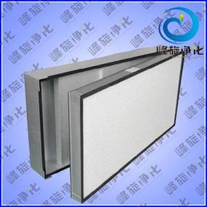 廠家批發價出售、無隔板高效過濾器(高效無隔板過濾網)