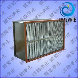 厂家 出售、耐温300度过滤网(耐高温高效过滤器)