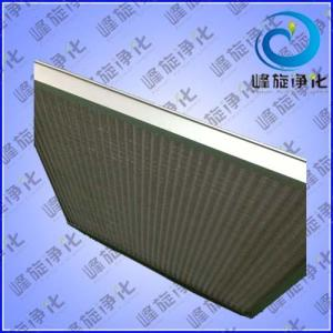 全金属空气过滤器,铝制网-过滤网-波浪网