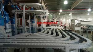 柔性輸送線上海瀾興博世力士樂輸送系統