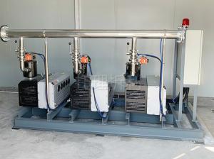 医院中央负压吸引系统真空泵排气消毒灭菌装置