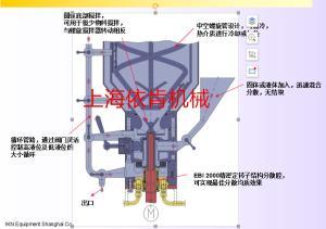 PLC2000粉液混合机,全自动粉混合机