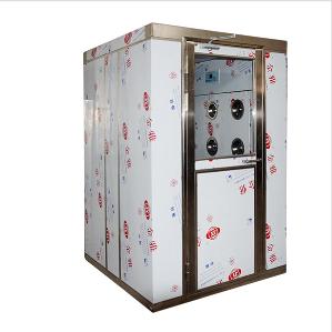 成都自动门风淋室报价 食品厂风淋室