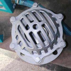 厂家H42X铸钢法兰底阀  水力控制不锈钢法兰底阀