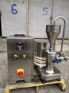 液相机械剥石墨烯分散液研磨分散机