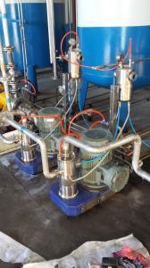 冻胶分散机,冻胶研磨分散机,冻胶湿法粉碎设备