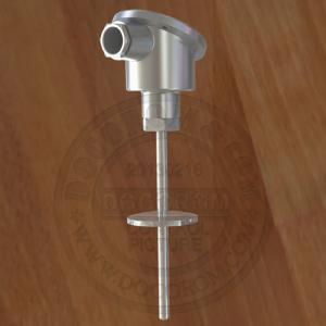 衛生型卡箍溫度傳感器 帶接線盒式