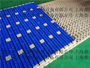 1005XLBP低背壓直行塑料滾珠輸送鏈網鏈板
