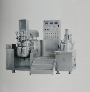 真空乳化機GK-ME可傾真空均質乳化機