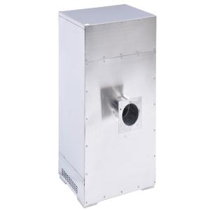 徐州斯睿爾制藥車間用空調管道外置殺菌消毒臭氧發生器SR-W