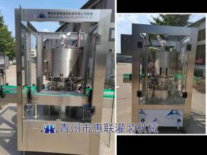 12頭全自動白酒灌裝機藥酒灌裝設備