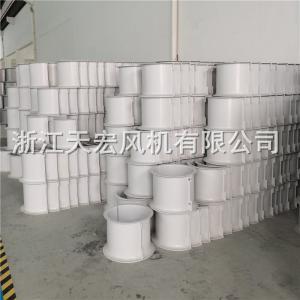 天宏SMC模具液壓成形玻璃鋼風筒 配套玻璃鋼軸流風機