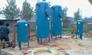 正負壓保護器  沼氣脫硫原理