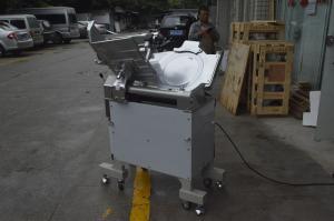 全自动冻肉切片机 冻肉切片机厂家供应 不锈钢冻肉切片机