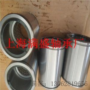 LBUW鋼球保持架高精度軸承線性雙襯式滾珠襯套